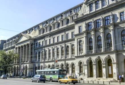 Palatul Universității din București va fi consolidat și restaurat. Lucrarile vor dura 5 ani