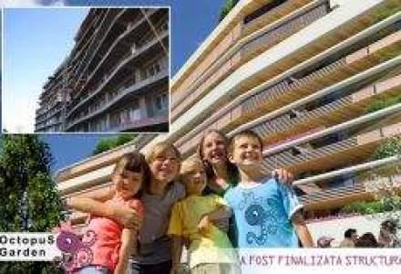 (P) Octopus Garden ofera facilitati de creditare pentru achizitia apartamentelor
