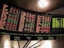 Bursa a incheiat sedinta pe...
