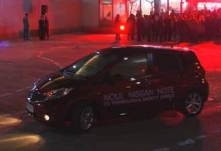 Dealer-ul auto Badsi a lansat noul Nissan Note. Afla cat costa
