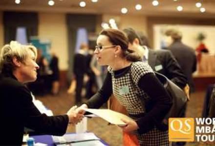 (P)Ce beneficii iti aduce un program MBA?Afla la QS World MBA Tour - Bucuresti