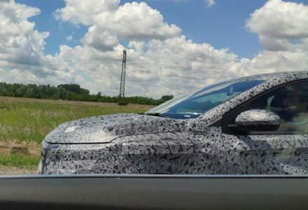 Un nou model camuflat a fost scos la teste de Dacia