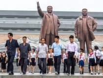 Coreea de Nord întrerupe...