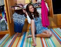 Reciclarea hainelor: Blocați...