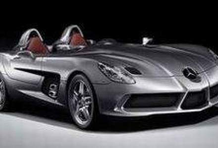 Mercedes-Benz va produce in 2009 SLR Stirling Moss la un pret de 750.000 euro