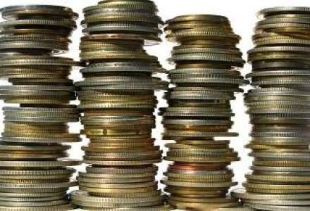 Finantele reusesc sa se imprumute mai ieftin: 500 mil. lei la dobanda 4,45%