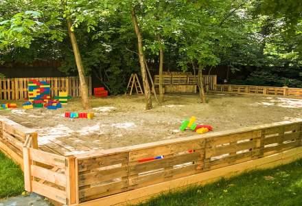 FOTO Grădinița privată care a investit 15.000 euro pentru a se redeschide pe 15 iunie