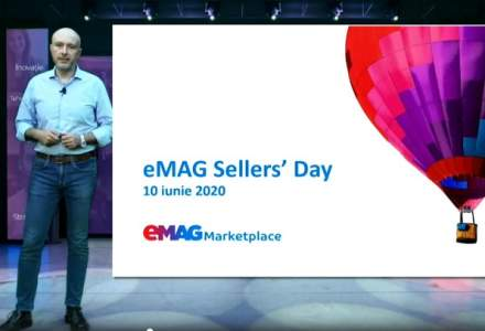 eMAG Marketplace estimează 40.000 de selleri activi până la finalul anului