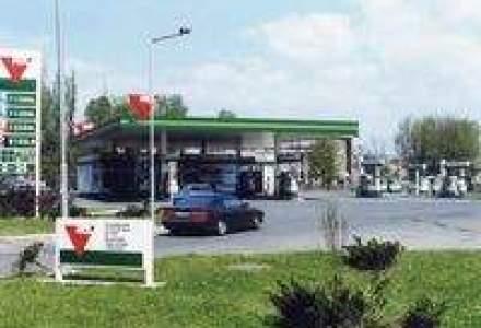 MOL a vandut 10 benzinarii catre Agip in Romania pentru 26 statii Agip in Austria