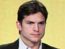 Ashton Kutcher, angajat de...