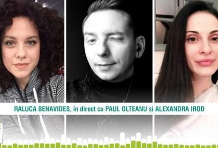 (P) LIVE la Radio ZU. Paul Olteanu, trainer și coach, și Alexandra Irod, psihoterapeut, în direct despre adolescenți și frământările