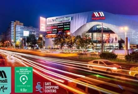 Mega Mall: Suntem pregătiți pentru repornirea activității mall-ului din 15 iunie