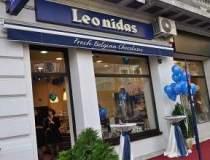 Leonidas a deschis un magazin...