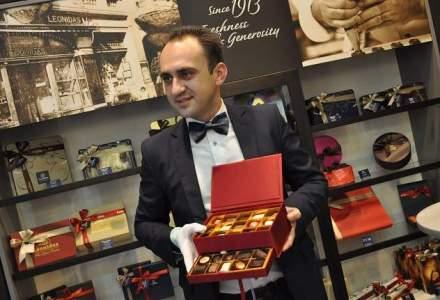 Planurile de atac ale Leonidas: doua noi magazine si implementarea conceptului de ciocolaterie-cafenea
