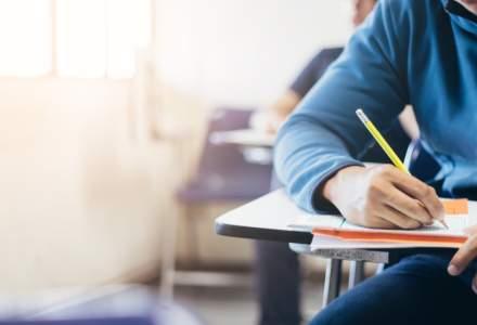 Un singur elev din toată țara a venit cu temperatură la Evaluarea Națională
