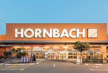 Hornbach se așteaptă la o cifră de afaceri de 4,7 miliarde de euro, în anul financiar 2020-2021