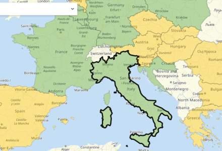 Plănuiești o vacanță în Europa după Covid-19? Site-ul care îți spune unde poți merge și ce restricții sunt