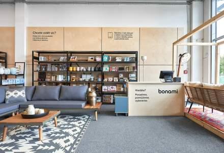 Retailerul online de mobilă Bonami se extinde în offline și deschide primul magazin, în Cehia