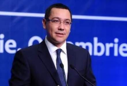 """Ponta: Nu se mareste cota unica. Salariile vor fi majorate pentru """"categorii tintite"""""""