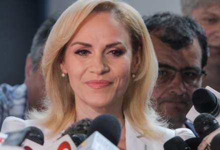 Declarații de avere: Gabriela Firea și-a mărit veniturile cu 15.000 de lei