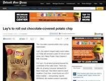 Vrei cartofi cu ciocolata?...