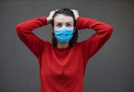 Medic: Ce boli dermatologice putem dezvolta ca urmare a purtării măștilor sanitare