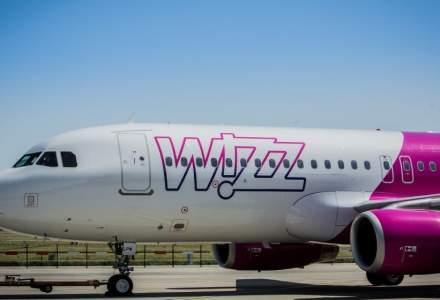 Încă un zbor Wizz Air din România. Unde poți zbura cu 25 de euro