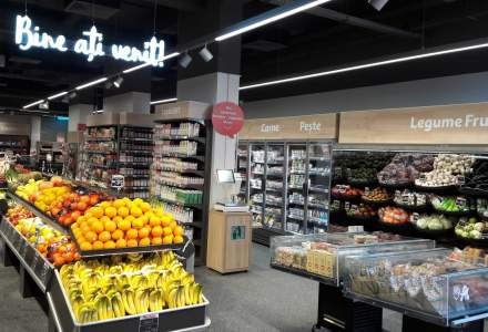 Auchan a încheiat un parteneriat cu aplicaţia Lola Market, pentru livrări într-o oră în Bucureşti
