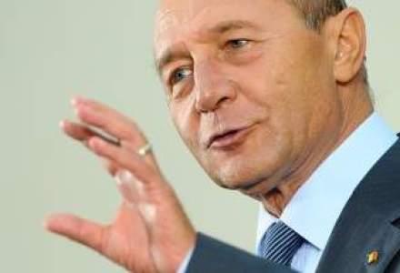 Basescu: Bancile nu au niciun fel de disponibilitate sa sprijine sectorul IMM