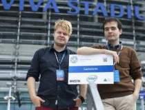 Radu, Gameleon: Startup-urile...