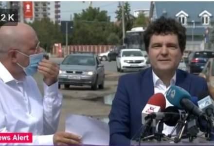 Nicușor Dan depune plângere penală împotriva primarului Sectorului 5, şefului companiei de salubritate de la Sectorul 5 şi şefului Poliţiei locale de la Sectorul 5