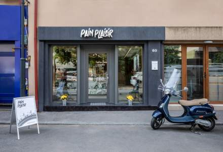 Pain Plaisir a deschis un nou magazin în București și se așteaptă la afaceri mai mari anul acesta