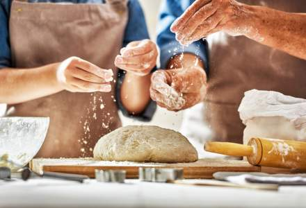 Studiu: Vânzările de pâine proaspătă au scăzut din cauza restricțiilor de acces în magazine