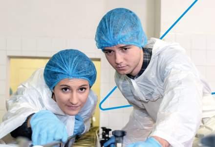 O fabrică românească a lansat un program de învățământ profesional dual
