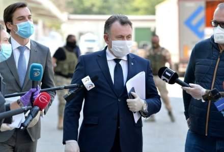 Nelu Tătaru: S-au efectuat 640.000 de teste la 350.000 de cetățeni. Ministerul nu blochează nicio testare