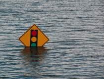 România sub ape | Cod roşu de...