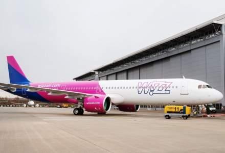 Reduceri considerabile la toate zborurile Wizz Air din România