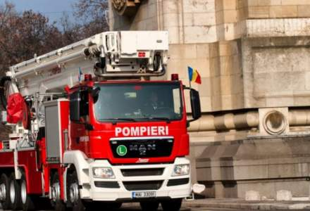 Primăria Sectorului 4 construiește o unitate de pompieri pe strada Perșani