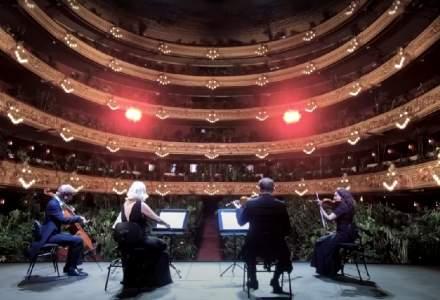 [VIDEO] Opera Liceu din Barcelona s-a redeschis cu un concert pentru plante