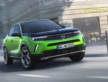 Opel Mokka-e: primele imagini...