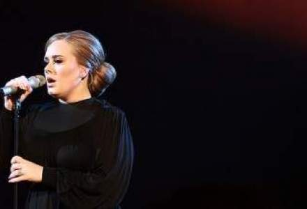 Cantareata britanica Adele a refuzat un contract urias cu L'Oreal