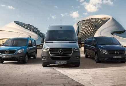Soluțiile Mercedes-Benz Vans pentru antreprenorii români, în vremuri de pandemie