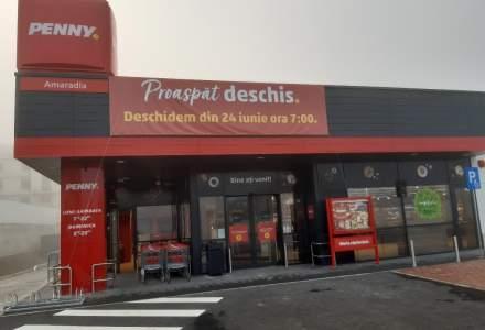 Rețeaua PENNY deschide un nou magazin la Craiova și ajunge la 260 de magazine în România
