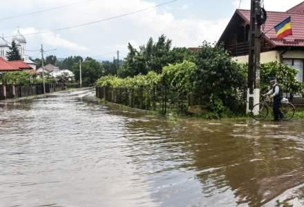 Despăgubiri în valoare de 5 milioane pentru victimele inundațiilor