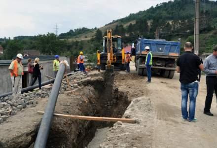 Doar jumătate din populaţia României este conectată la sistemele de canalizare
