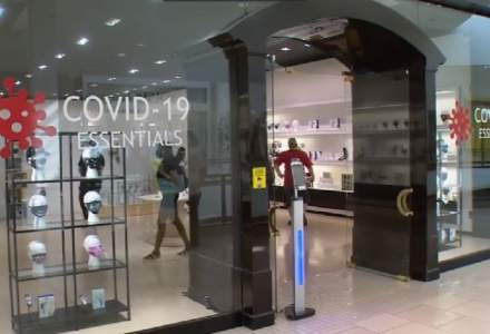 COVID-19 essentials, magazin cu produse destinate pandemiei, deschis în Statele Unite