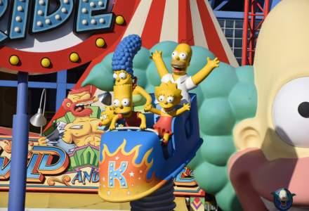 Serialul de desene animate ''Familia Simpson'' nu va mai folosi actori albi pentru vocile personajelor de culoare