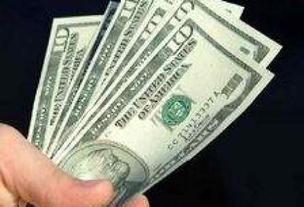 Dolarul - Un maxim al ultimei luni fata de euro