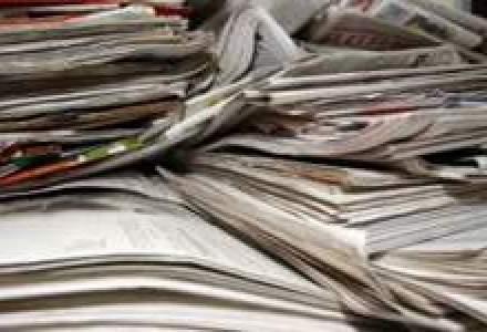 Criza modifica politica salariala a trusturilor media