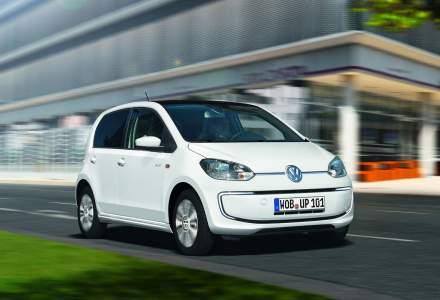 Volkswagen a epuizat cota modelului electric e-Up! pentru România